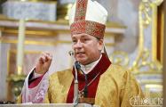 Епископ Юрий Кособуцкий: Солидарность белорусов – это сокровище, единство и любовь