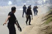 При взрыве бомбы в поезде в Египте пострадали девять человек
