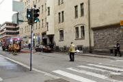 В результате наезда на пешеходов в Хельсинки пострадали два россиянина