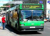 По проспекту Независимости пустят новый автобусный маршрут