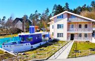 Минчанин построил дом из пенопласта за $35 тысяч