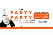 Ким Дотком устроит вечеринку в честь создания своей «Мегапартии»