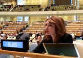 Комиссию по жалобам о нарушении прав женщин в ООН возглавила белоруска