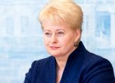 Даля Грибаускайте: ЕС может усилить санкции против России