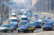 8 марта будет ограничено движение транспорта в центре Минска