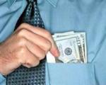 Сельский «депутат» задержан за взятку в 4,5 тысячи евро