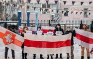Белорусы Киева против узурпатора Лукашенко