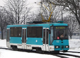 В Минске временно ограничат движение трамваев