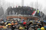 Протесты шахтеров в Польше: Бронислав Коморовский едет в Силезию