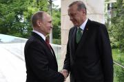 Эрдоган заявил о планируемой встрече с Путиным