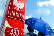 Польско-белорусскую границу в Кузнице можно перейти пешком