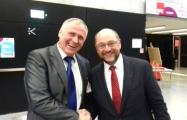 Николай Статкевич - на съезде Социал-демократической партии Германии