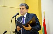 Новый министр «Саши три процента» решил оградить белорусов от информации