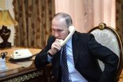 Путин и Трамп побеседовали о международных проблемах