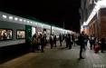 «Штадлер» Брест — Минск уже час стоит под Барановичами