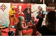 Видеофакт: Жители одного из Минских дворов устроили настоящий праздник