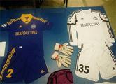 Испанцы будут одевать футболистов БАТЭ
