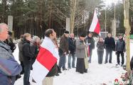 В Тростенце почтили память Винцента Годлевского