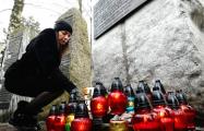 В Минске вспоминали жертв Холокоста