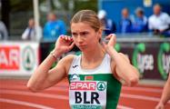 Белорусская спринтерша: Честно, мне страшно за себя и за жизни своих близких