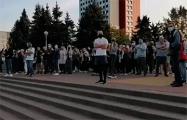 Жители Солигорска — Лукашенко: «Крыса! Крыса!»