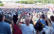 Владимир Некляев: Бог сегодня с нами, и он нам говорит: вы победили