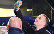 Как БАТЭ вручили золотые награды на «Борисов-Арене»