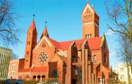 В костелах молились за Беларусь и белорусов