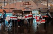 Могилевские партизаны вышли на вечерний протест