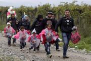 Словения привлечет армию к охране границ от нелегальных мигрантов
