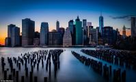 Британский оператор показал Нью-Йорк «с другой стороны»