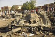 Число погибших при теракте в Нигерии достигло 120 человек