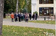 В Гродно пенсионеры вышли на Марш мудрости