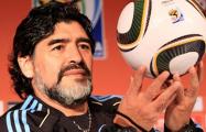 Федерация футбола прокомментировала слухи о Марадоне и сборной Беларуси