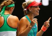 Серена Уильямс впервые проиграла в финале Australian Open