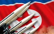 КНДР запустила очередную баллистическую ракету