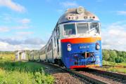 Из Гродно в Вильнюс пустят дизель-поезд