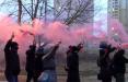 Минская Серебрянка вышла на «огненный» марш