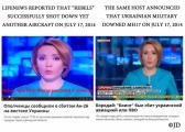 10 примеров лжи российских СМИ о сбитом «Боинге»