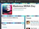 Мадонна появится в Twitter ради нового альбома