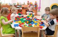 Воспитатель детсада в Витебске: Денег нам не выделяют, многое покупаем за свои