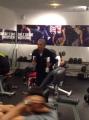 Фотофакт: Обама качает мышцы в спортзале варшавского отеля