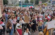 Свобода, равенство, сестринство: фоторепортаж с Гранд-парада женских миротворческих сил