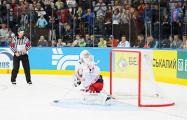 Фанатам хоккея предложили придумать дизайн шлема вратарю сборной Беларуси