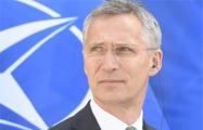 Генсек НАТО: Я приветствую санкции союзников НАТО и ЕС против режима Лукашенко