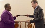 Беларусь установила дипломатические отношения с Барбадосом