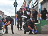 В Великобритании задержали четырех подозреваемых в терроризме