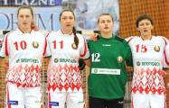 Белорусские гандболистки выиграли у команды Литвы