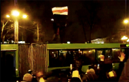 Маршрут «сотки» в Минске планируют продлить до Уручья