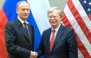 Переговоры Болтона и Патрушева продолжались пять часов